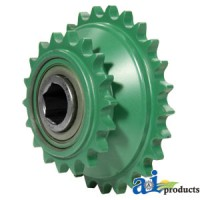 DC33288 - Sprocket, Double; Pickup Drive, 18/25tooth