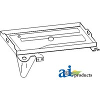 E4NN10723AA - Battery Tray Assembly