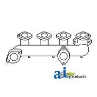G2113 - Manifold, Dual Outlet