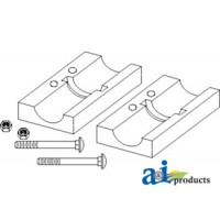H140677-SET - Block, Walker Wood Bearing (Set of 2)
