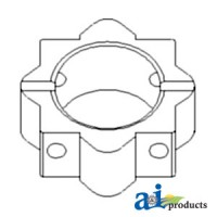 "H206870 - Quick Coupler, Row Unit Slip Clutch; 1 1/4"" Hex"