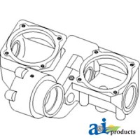 H220669 - Case, Gear; Row Unit