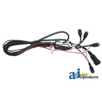 HNS13P - Cabcam Harness, 13 Pin