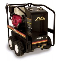 HSP-3504-3MGH - Direct Driven Hot Pressure Washer, Gas OHV Honda