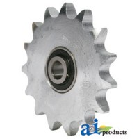 Is601512 - 60 Idler Sprocket 15T 1/2