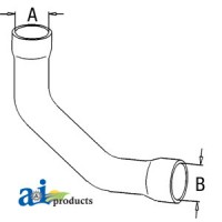 L58793 - Radiator Hose, Lower