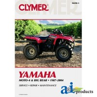 M490-3 - Clymer ATV Manual - Yamaha