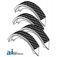 NCA2218B - Brake Shoes, Drum Type
