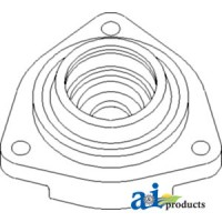 R47514 - Bearing Housing / Quill, Rear Pto Shaft