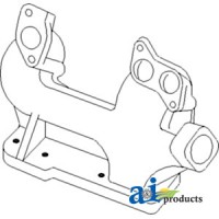 R56995 - Manifold, Exhaust (Front)