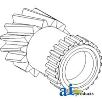 R59641 - Pinion, Low Range Synchro Transmission