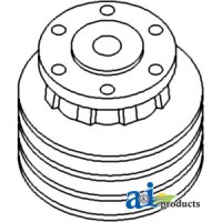 R83133 - Water Pump Pulley