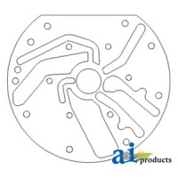 R94326 - Gasket, Trans. Clutch Oil Pump