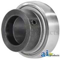 RA106RR-I - Bearing, Ball; Cylindrical W/ Collar, Non-Relubricatable