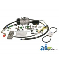 RE233249SPL - A6 Conversion Kit Includes New Denso Style Compressor