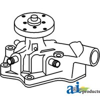 RE31134 - Water Pump
