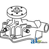 RE31471 - Water Pump