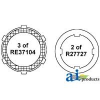 RE37119 - Plate\Disc Kit