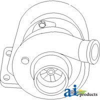 RE44805 - TurboCharger