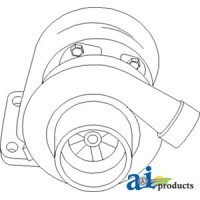 RE503722 - TurboCharger