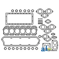 RE524107 - Gasket Set, Overhaul without Seals