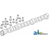 RE57054 - Camshaft W/ Tappets