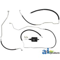 RE62129 - Kit, A/C Retrofit R134a