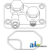RE69715 - Manifold Assy. W/ Seal