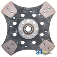 RE72536SPL - PTO Disc: Special Extra Thick Lining, .470-.475 Thic