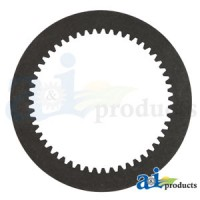 "S2080S00F - Seperator Plate, , Input / 2nd / Pto Clutch 2.4 Mm Thick, 8"" Trans Clutch Pack"