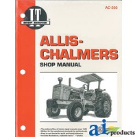 SMAC202 - Allis-Chalmers Shop Manual