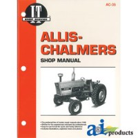SMAC35 - Allis-Chalmers Shop Manual