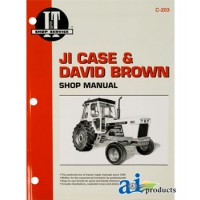 SMC203 - Case/International Shop Manual