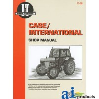 SMC36 - Case/International Shop Manual