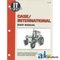 SMC37 - Case/International Shop Manual