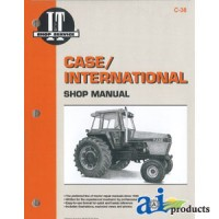 SMC38 - Case/International Shop Manual
