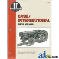 SMC39 - Case/International Shop Manual