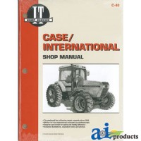 SMC40 - Case/International Shop Manual