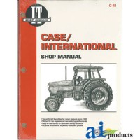 SMC41 - Case/International Shop Manual