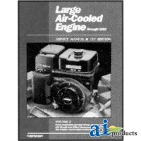 SMLES22 - Large Air-Cooled Engine Service Manual, Through 2000, Volume 2