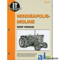 SMMM201 - Minneapolis-Moline Shop Manual