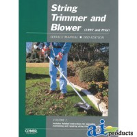 SMSTR3 - String Trimmer And Blower Service Manual