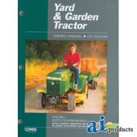 SMYGT21 - Yard & Garden Tractor Service Manual, Volume 2