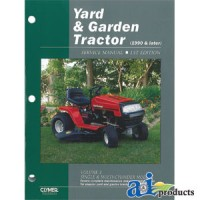 SMYGT31 - Yard & Garden Tractor Service Manual, Volume 3