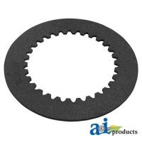 "T20790 - Steering Clutch Disc: 8.958"" O.D., 30 internal teeth, fi"
