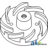 T30897 - Water Pump Impeller