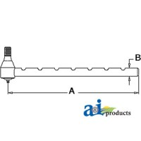 TX10823 - Tie Rod, Outer