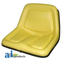 TY15863 - Seat, High Back, Yellow