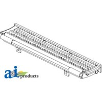 V18045 - Concave Extension Grates, Rh Front/Rear, Universal, Small Grain