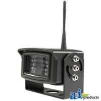WCCH4 - CabCAM Camera, Wireless 110° Channel 4 (2450 MHZ)